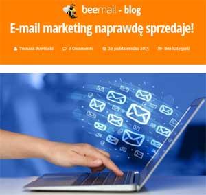 E-mail marketing naprawdę sprzedaje!